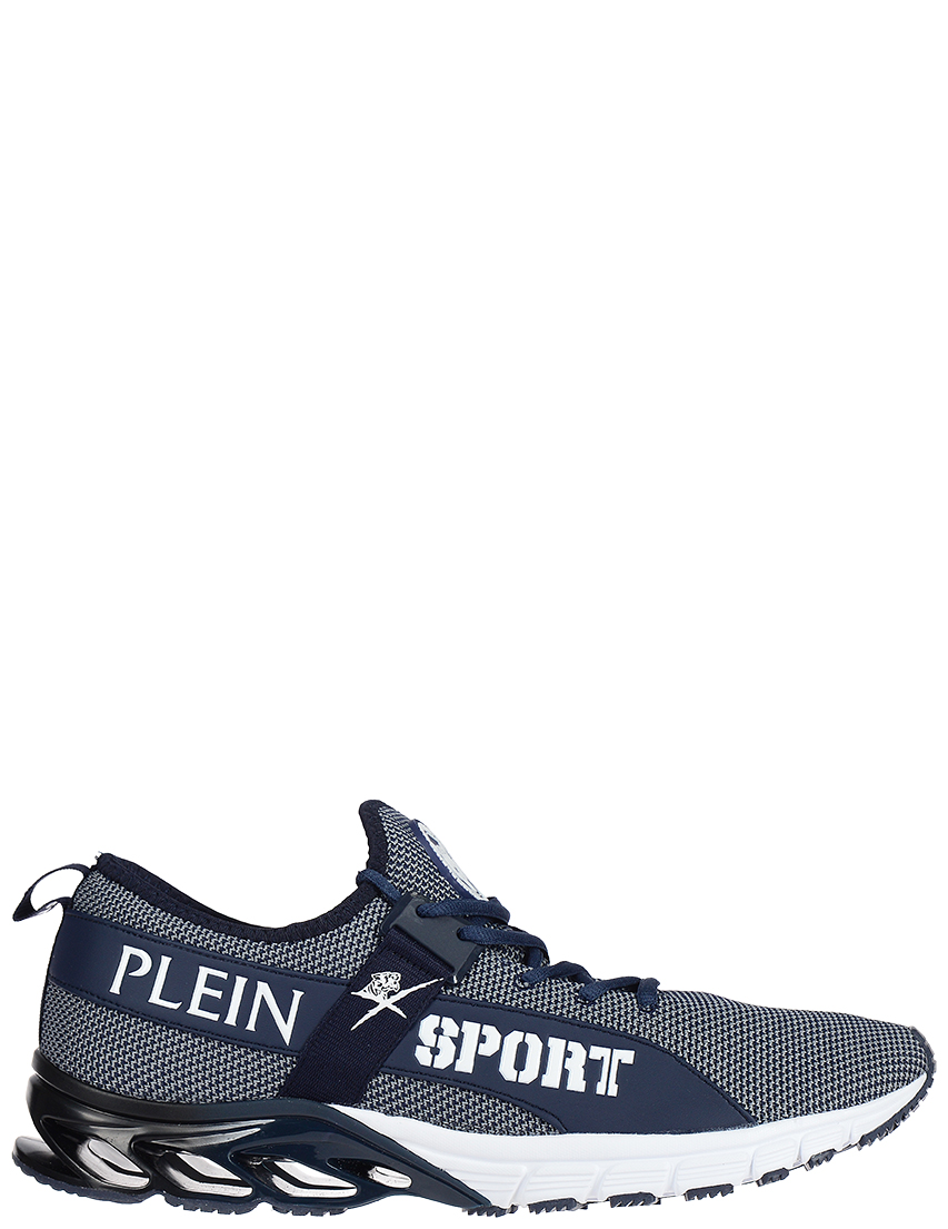 Мужские кроссовки PLEIN SPORT 610_blueT