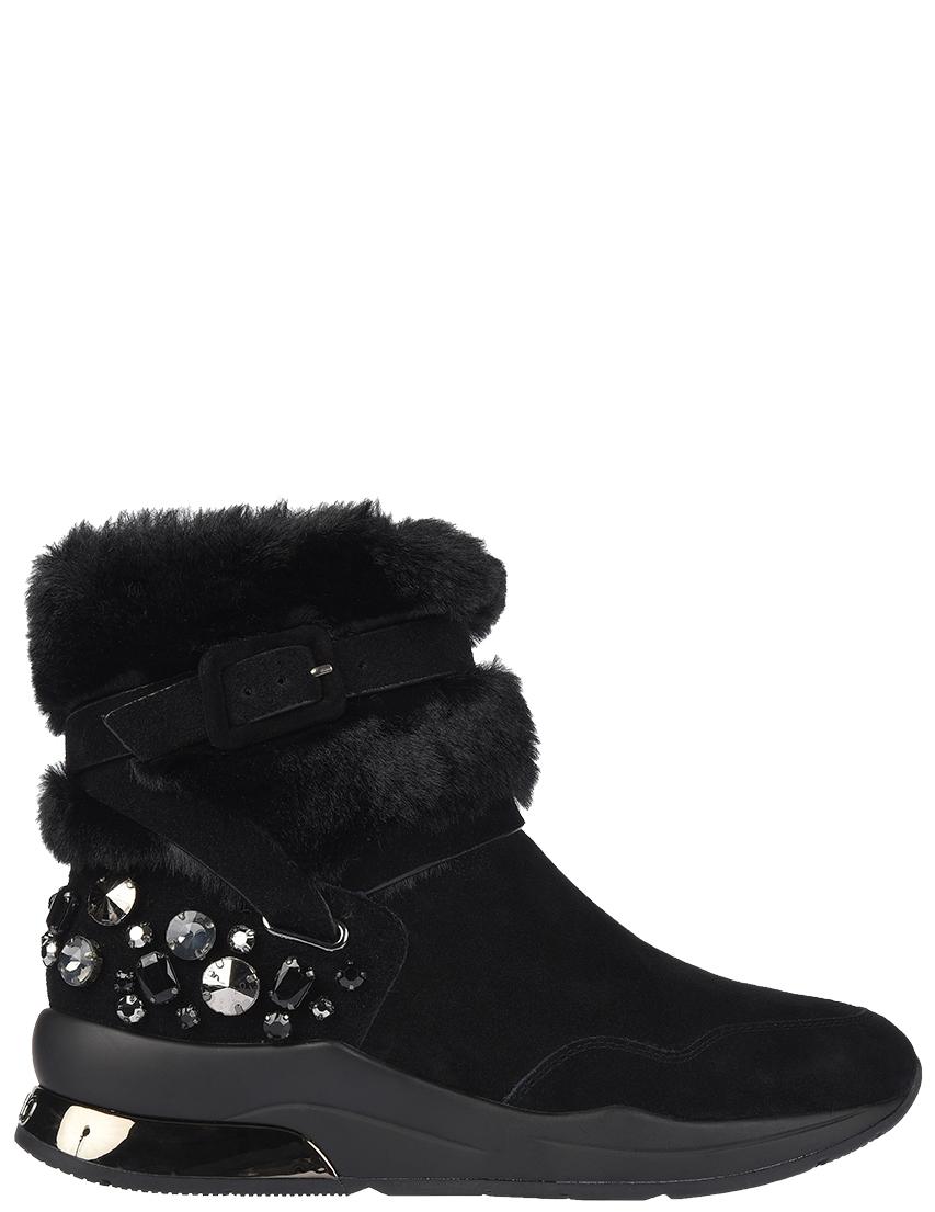 Женские ботинки Liu Jo AGR-68035_black