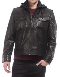 Мужская куртка LAGERFELD 2644-black