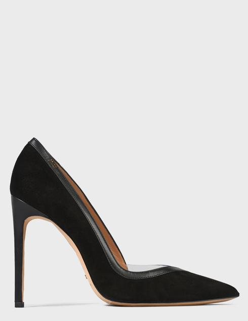 женские черные Туфли Elisabetta Franchi nSA-05Y-90EC-V302 - фото-6
