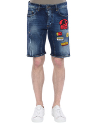 Мужские шорты FRANKIE MORELLO DP02CO-598