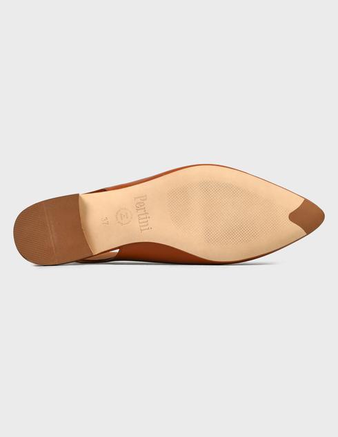 коричневые Босоножки Pertini 201W15839D7 размер - 36; 37; 37.5; 38; 40