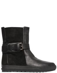 Женские ботинки Palagio Z3001_black