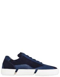 Мужские кроссовки 4US Cesare Paciotti RU1CA_blue