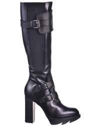 Женские сапоги GIANFRANCO BUTTERI 80602-black