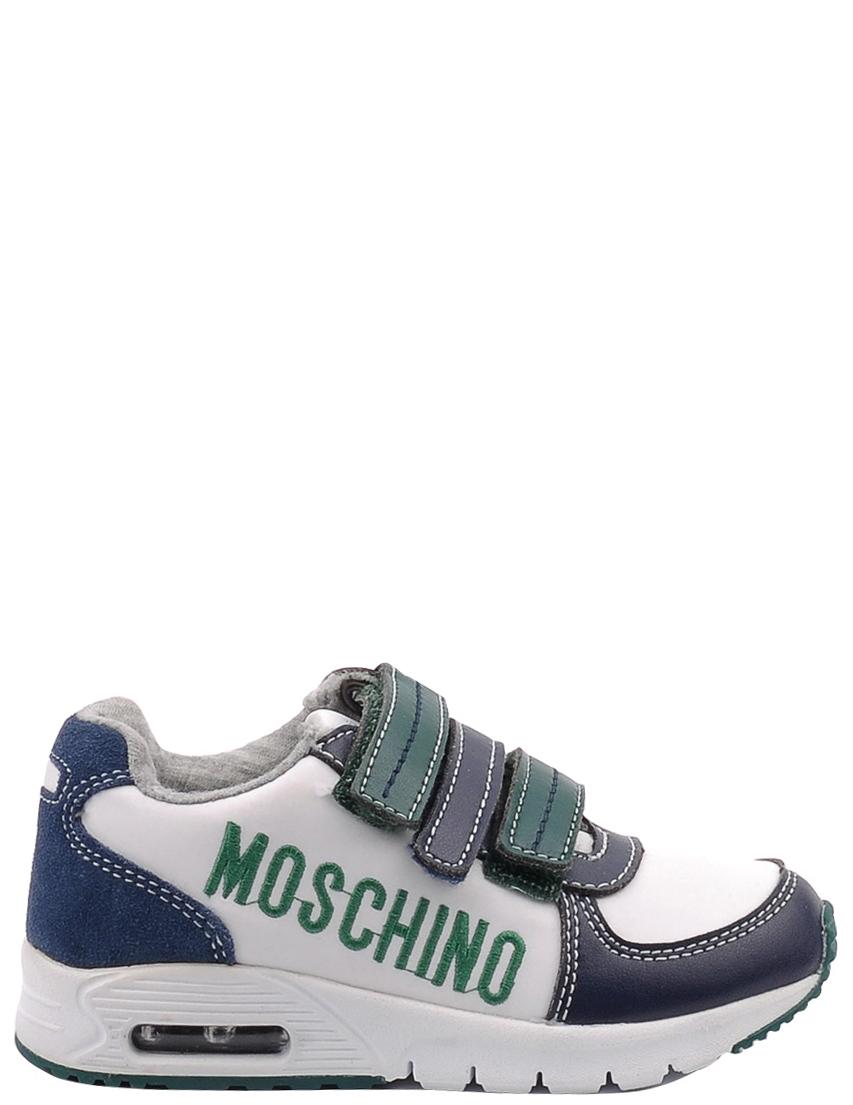 Детские кроссовки для девочек MOSCHINO 25404-multi