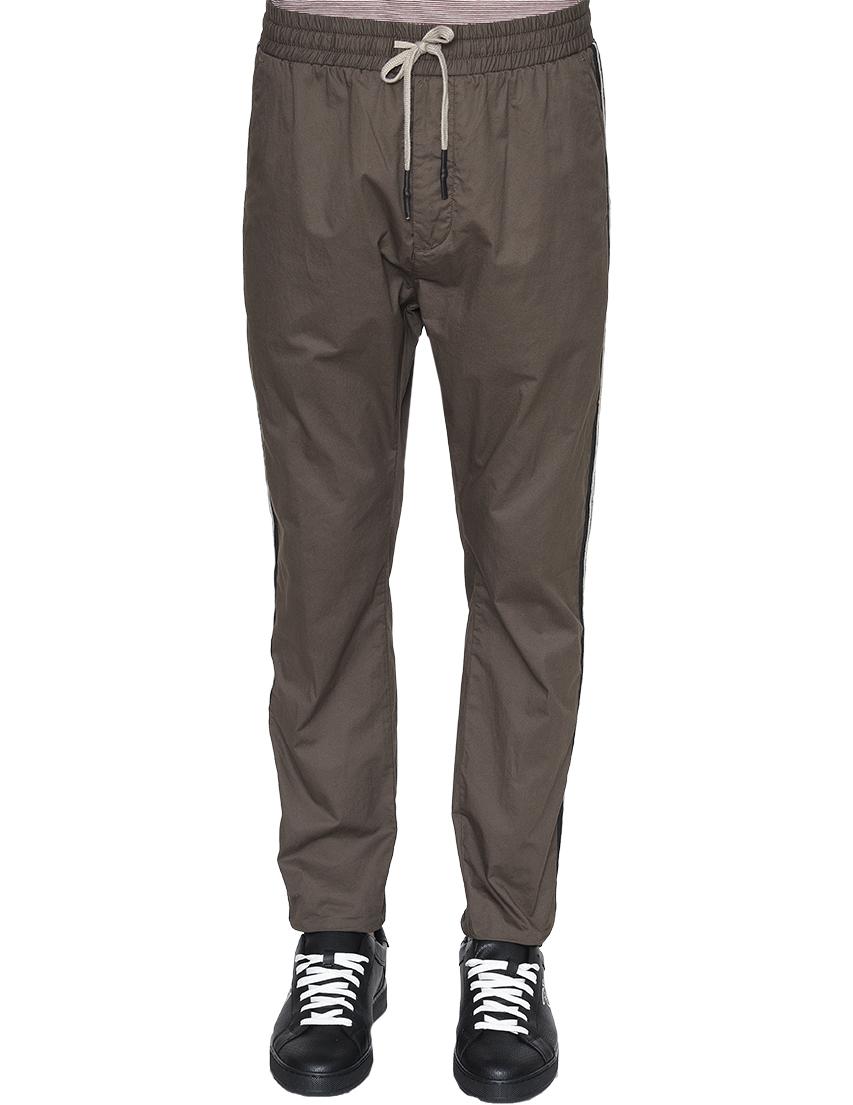 Купить Спортивные брюки, ANTONY MORATO, Зеленый, 100%Хлопок;65%Полиэстер 35%Хлопок, Весна-Лето