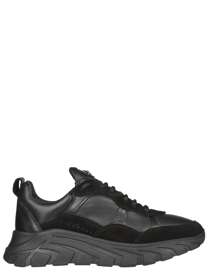 Мужские кроссовки John Richmond 5802_black