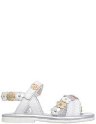 Детские сандалии для девочек Miss Blumarine A4710bianco_white