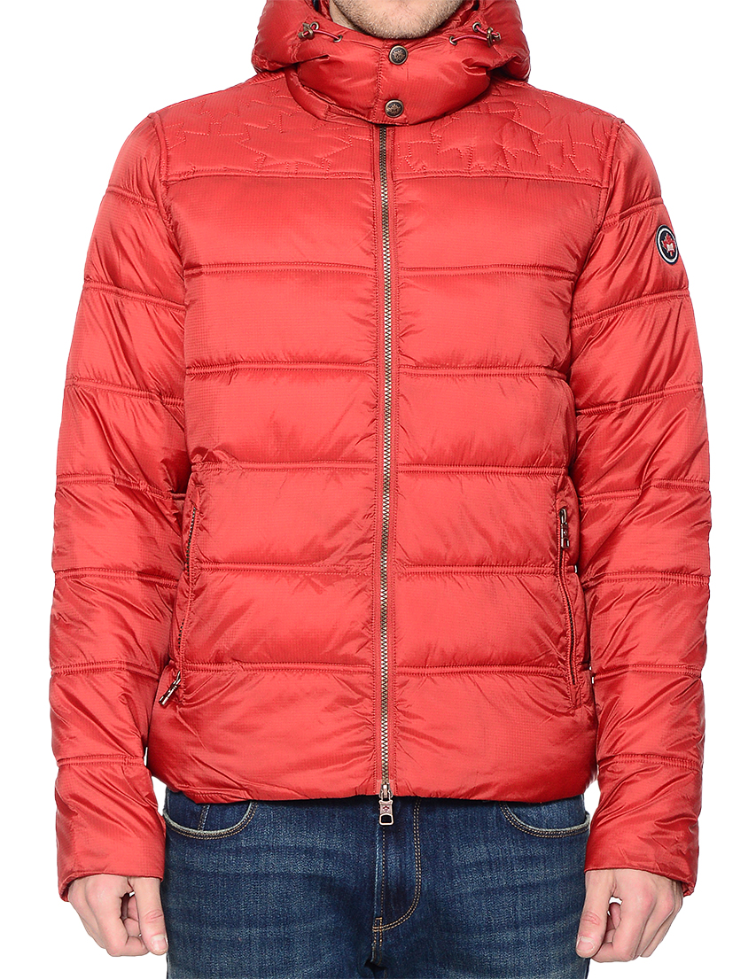 Купить Куртка, MARVILLE, Красный, 100%Полиамид;100%Нейлон;100%Полиэстер, Осень-Зима