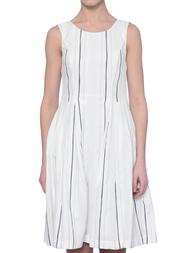 Женское платье TRUSSARDI JEANS 56A115-02_white