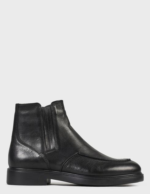 мужские черные Ботинки Fabi FU0387AL-900 - фото-2