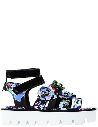 MSGM сандалии