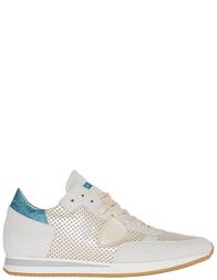 Женские кроссовки Philippe Model STRLD-VP12_beige