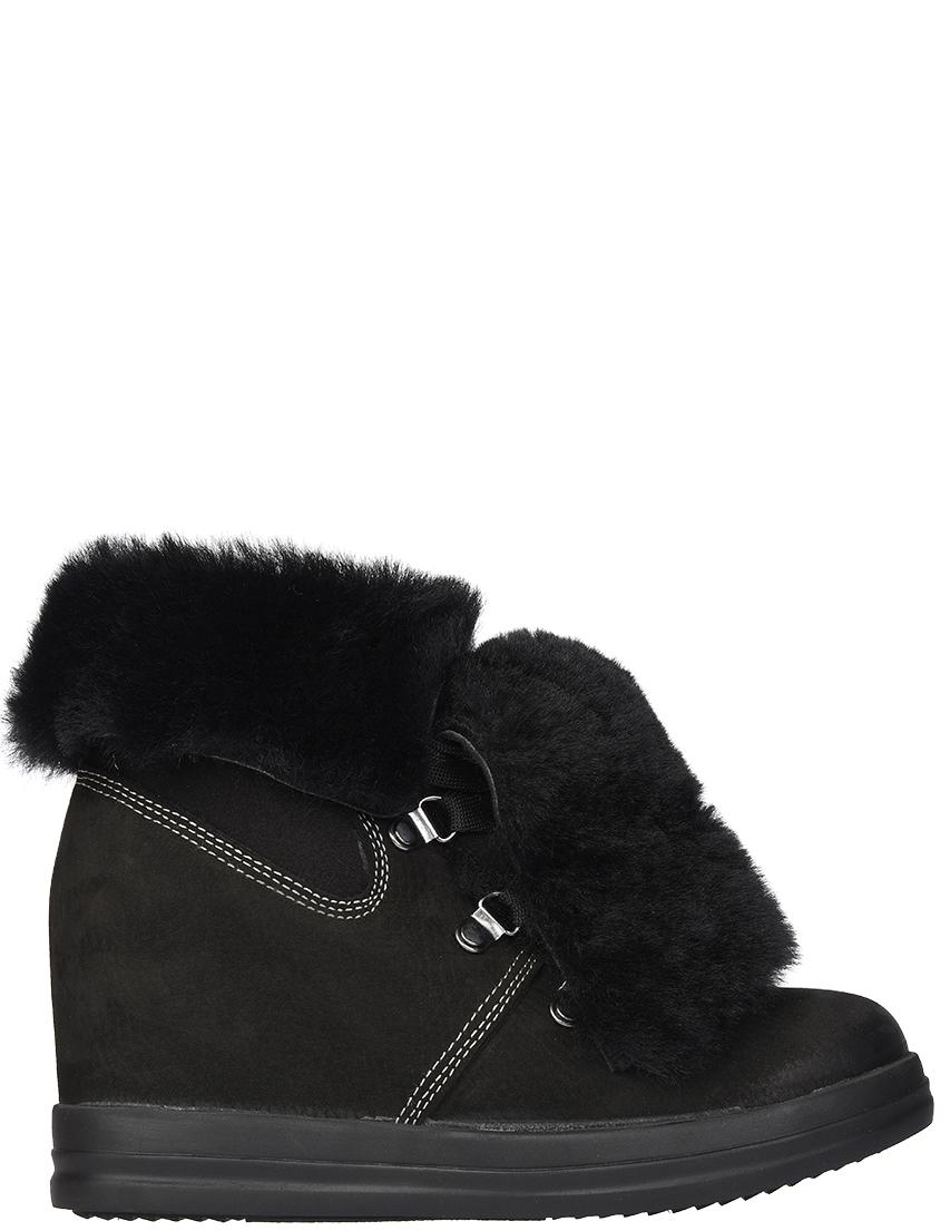 Женские ботинки Roberto Serpentini RS8304_black