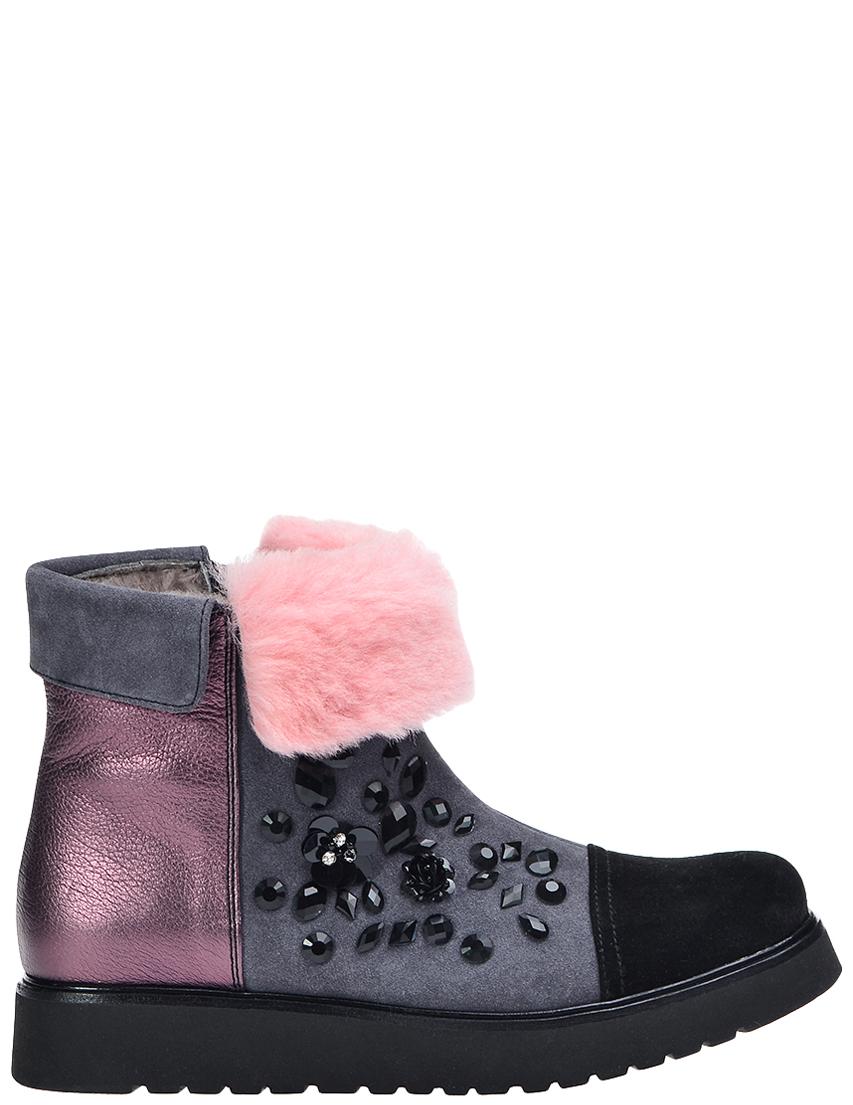 Купить Ботинки, MARZETTI, Многоцветный, Осень-Зима