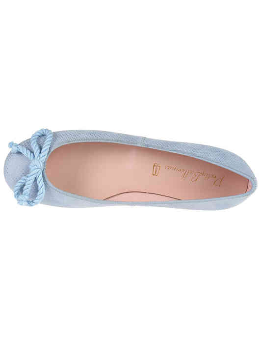 голубые Балетки Pretty Ballerinas 35.663 9001 размер - 37; 38; 40