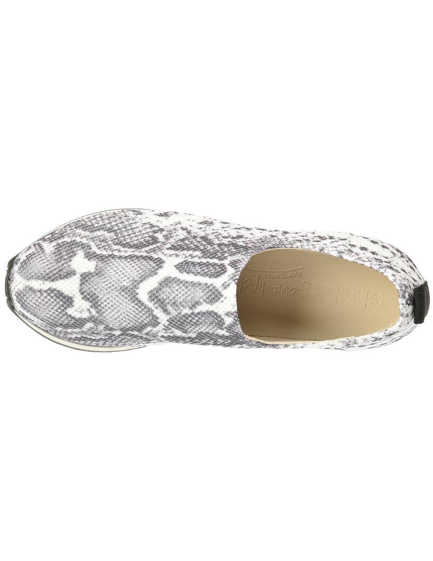 Текстильные серые кроссовки NR RAPISARDI (ITALY)