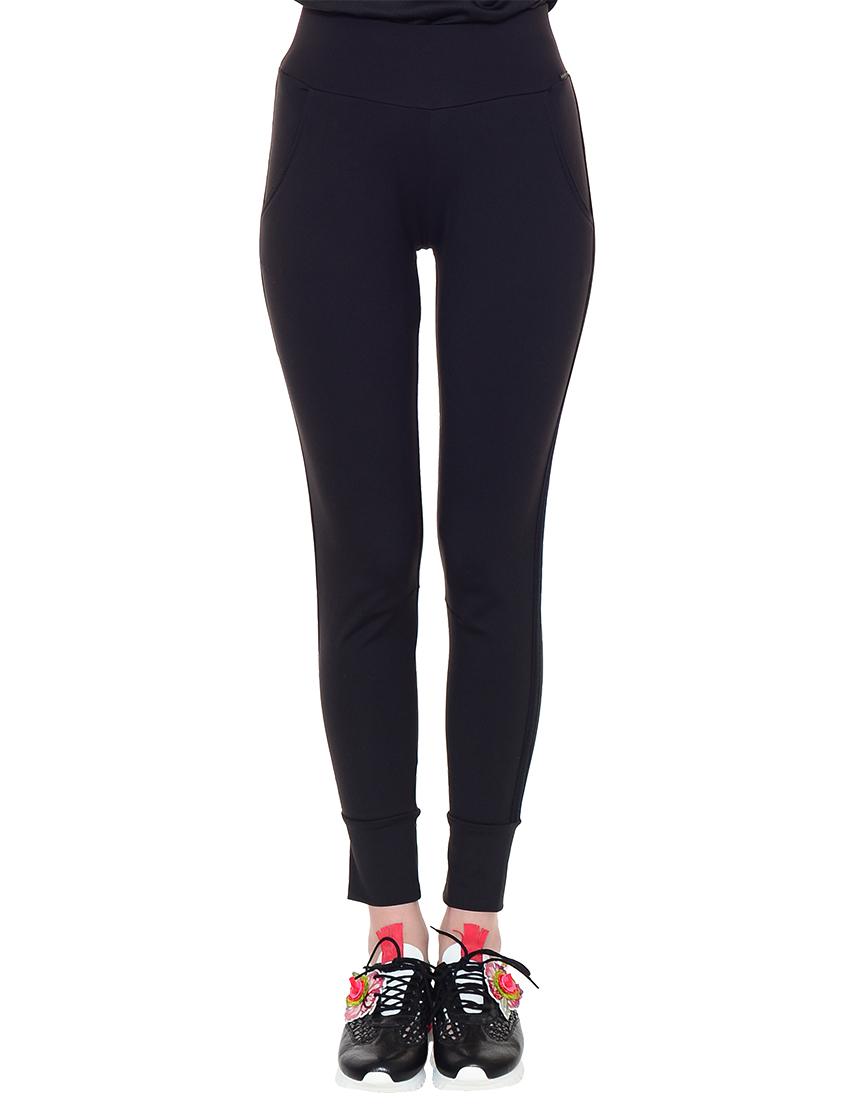 Купить Спортивные брюки, GOLDBERGH, Черный, 92%Полиэстер 8%Эластан, Весна-Лето