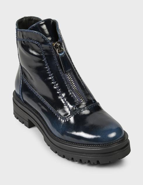 женские синие Ботинки Loriblu 1ICT3111CB - фото-2