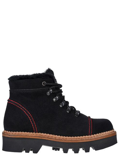 женские черные Ботинки Montelliana MNTL4_125_1 - фото-6