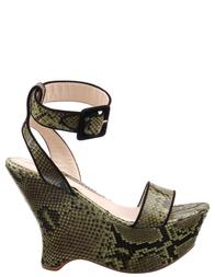 Женские босоножки GIORDANO TORRESI Giamaica-green