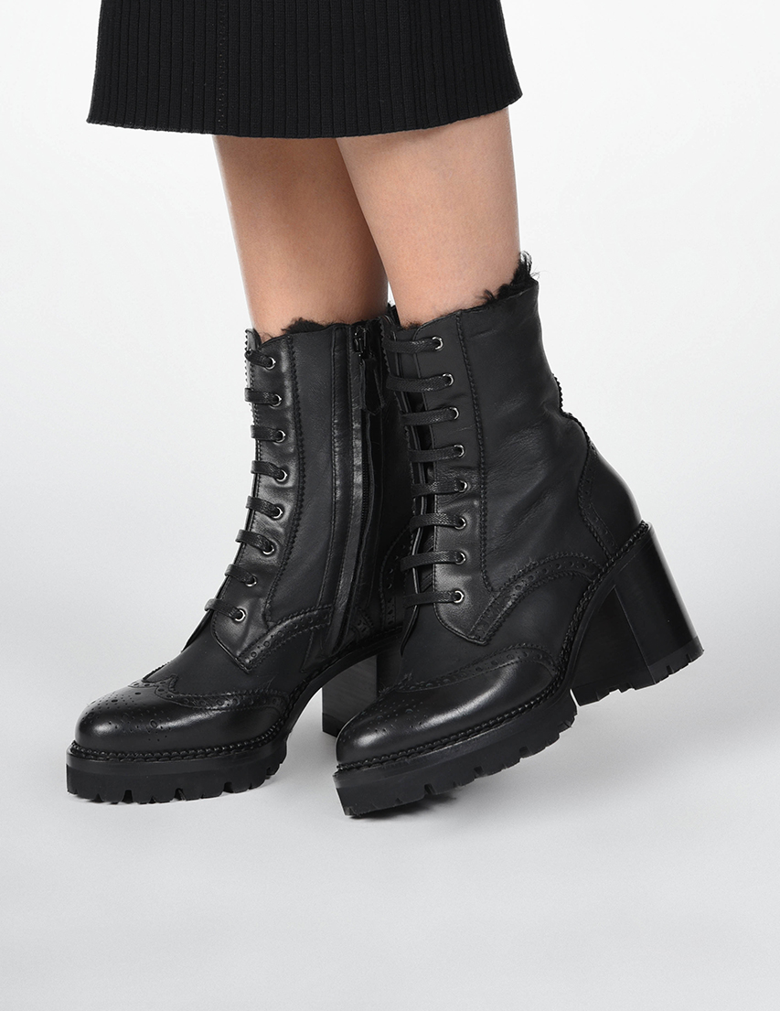 Женские ботинки Nando Muzi 216-black
