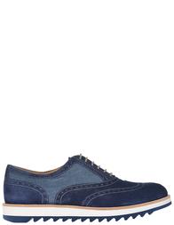 Мужские броги Bagatto 3055_blue