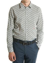 Мужская рубашка LOVE MOSCHINO Р-42white