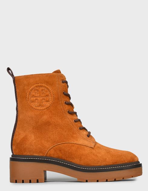 женские коричневые Ботинки Tory Burch 75437-RHUM - фото-6