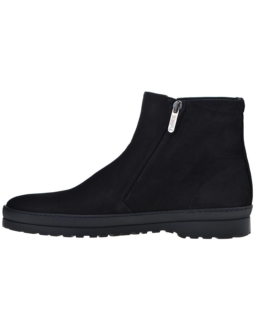 Фото 3 - мужские ботинки и полуботинки  черного цвета
