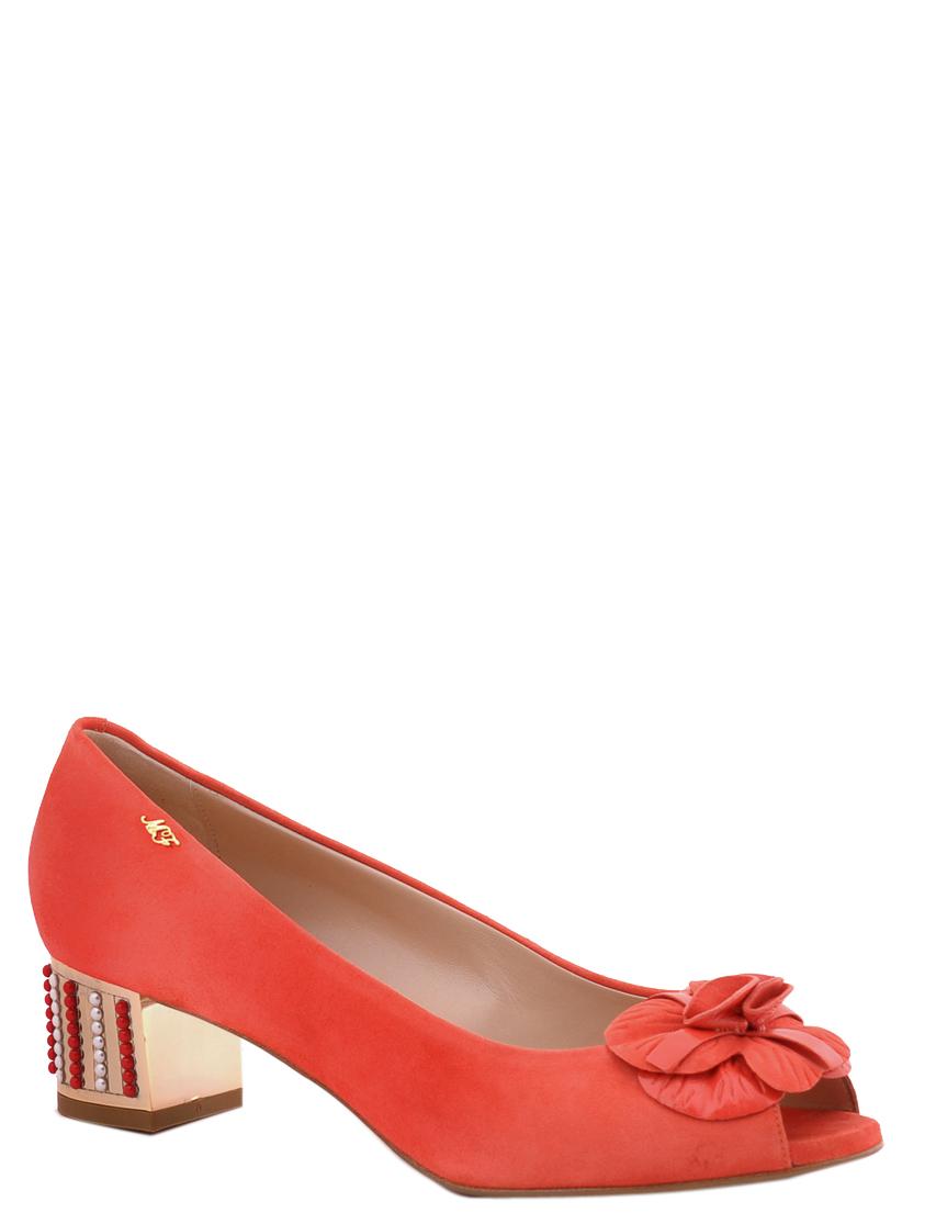 Купить Туфли, MARINO FABIANI, Красный, Весна-Лето