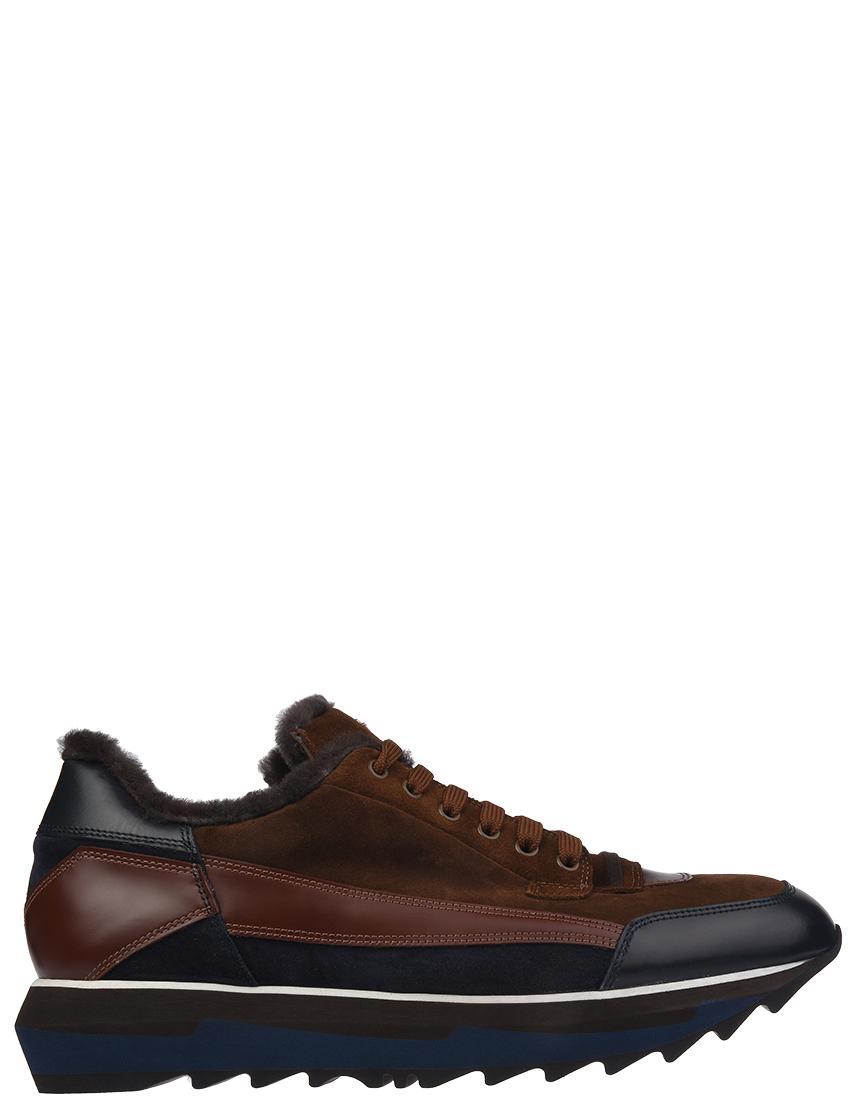 Мужские кроссовки Cesare Paciotti 54750_brown