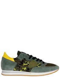 Мужские кроссовки Philippe Model STRLU-CY03_green