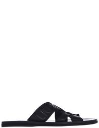 Мужские шлепанцы Liu Jo 3208_black