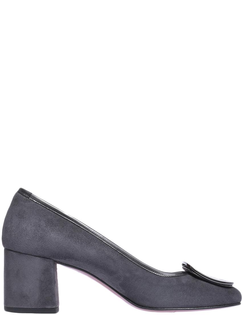 Купить Туфли, ALBANO, Серый, Осень-Зима