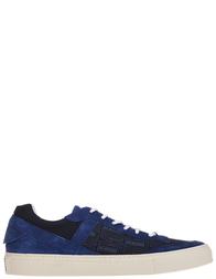 Мужские кеды Love Moschino 75078_blue