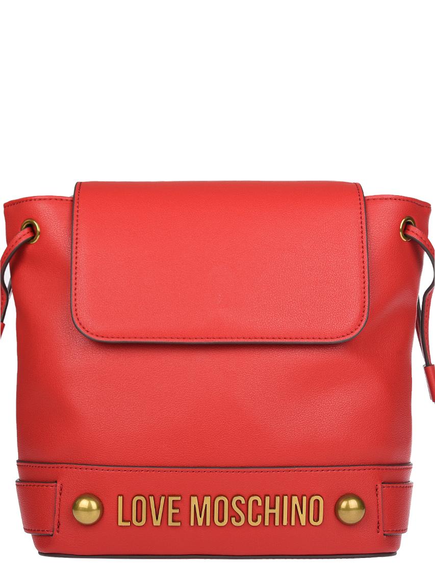 Рюкзак Love Moschino 4348_red