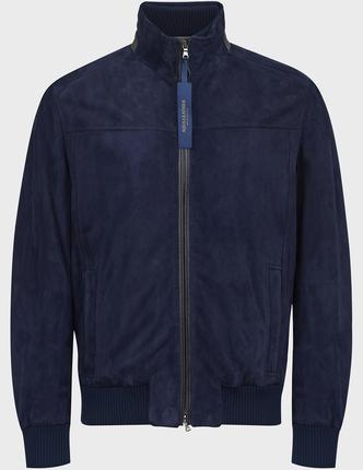 PAUL&SHARK кожаная куртка