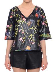 Женская блуза ANONYME U26FT032-black