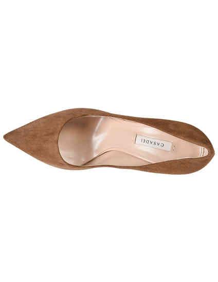 коричневые Туфли Casadei 4177_brown размер - 37.5; 38; 39