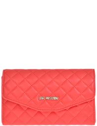 Женская сумка Love Moschino 4330-corallo