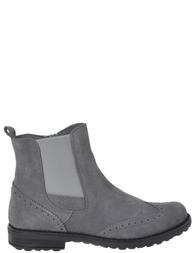 Детские ботинки для девочек ALBERTO GUARDIANI 98482/7_gray