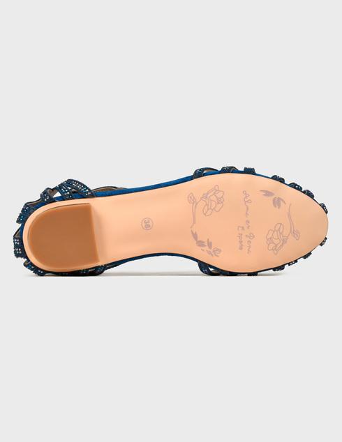синие Сандалии Alma En Pena 104-blue размер - 39; 40