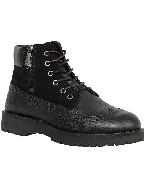 черные Ботинки Trussardi 77A001219Y099999-K299