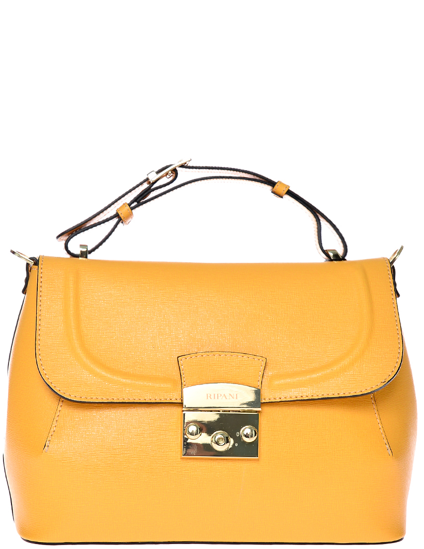 Купить Женские сумки, Сумка, RIPANI, Желтый, Весна-Лето
