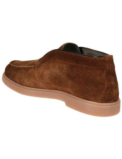коричневые мужские Ботинки Santoni SMGYG16715TISAPMSM39_brown 12089 грн