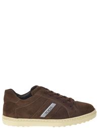 Детские кроссовки для мальчиков TOD'S UXCOJL06220REOS801_brown