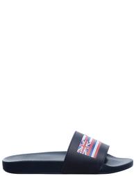 Мужские шлепанцы MENGHI 470_blue