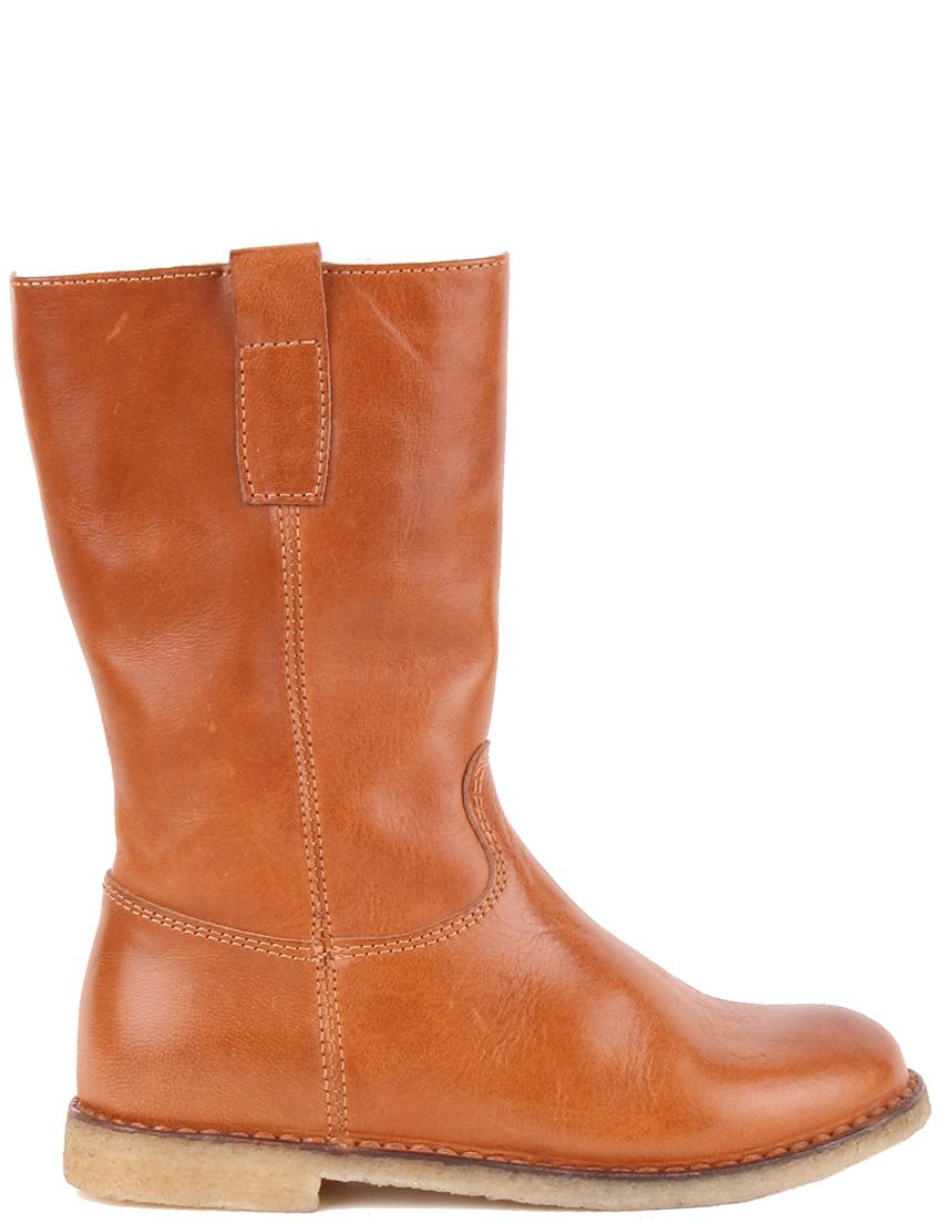 Детские сапоги для девочек GALLUCCI 9995-brown